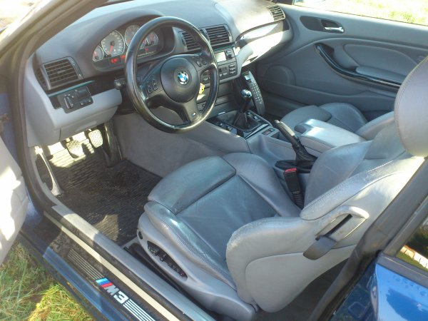 SPLENDIDE BMW M3 E46 130000KMS AN 2001 SUPERBE ETAT REVISEE (VENDU LE 11/01/2013)