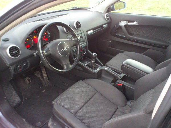 Superbe Audi A3 2l TDI 140cv  ambition AN 10/2003 190000kms toutes révisée (VENDU LE 31/01/2013)