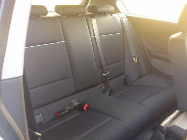 BMW  SERIE 1 COUPEE 120D  177CV AN 01/2008 140000KMS EXELIS (VENDU LE 22/03/2013)