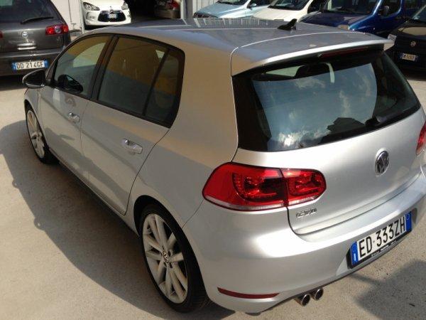 Volkswagen Golf 6 GTD 2L 170cv AN 10/2010 45000km  dorigine boite DSG (VENDU LE 11/10/2013)