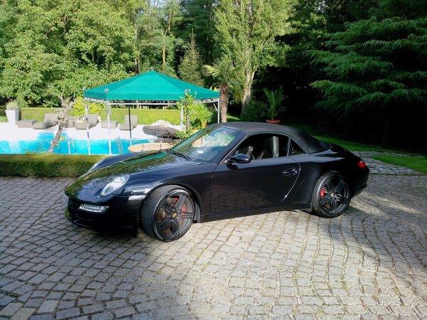 Porsche 911 997 2S cabriolet AN  02/2007 58500kms (VENDU EN 11/2015)