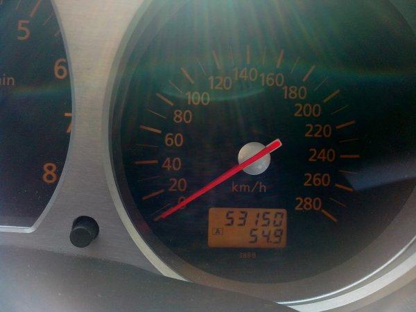 NISSAN 350Z 3.5 V6 280CV GPS AN 03/2006 53000KMS D ORIGINE (VENDU LE 05/01/2013)