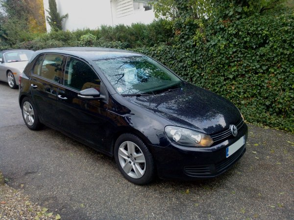 golf vi 2l tdi 110cv fap an 12 2009 160000kms confortline vendu le 17 12 2013 class auto 69. Black Bedroom Furniture Sets. Home Design Ideas