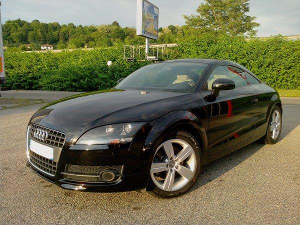 Audi TT 2l TFSI AN 05/2007 47500kms d origine (VENDU LE 22/02/2014)