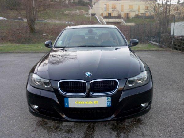 tres belle bmw 320d e90 phase ii an 2009 pack luxe