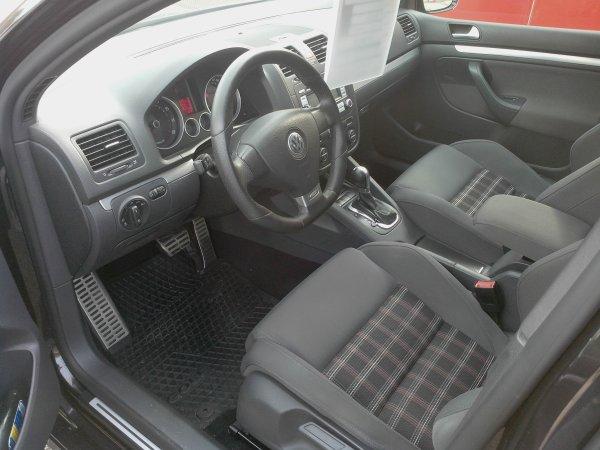 Golf GTI 2l tfsi 200 dsg gps 07/2008 65000kms (VENDU LE 30/05/2014)