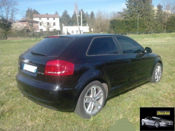 Audi A3 2l TDI 140cv AMBITION LUXE FACELIFT AN 07/2008 136500KMS (VENDU LE 29/03/2014)