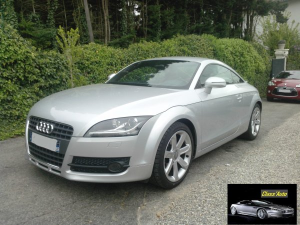 audi tt 2l tfsi 200cv an 10 2007 48000kms etat neuf vendu. Black Bedroom Furniture Sets. Home Design Ideas