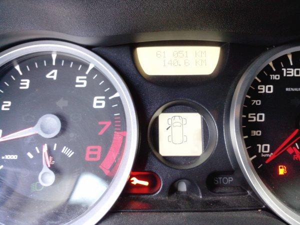 MEGANE II RS LUXE 61000KMS D ORIGINE AN 02/2006 (VENDU LE 21/06/2014)