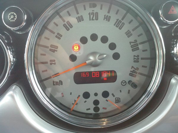 MINI COOPER S CABRIOLET 170CV 10/2006 80000KMS (VENDU LE 12/09/2014)