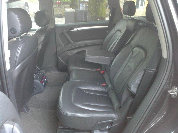 AUDI Q7 3L V6 TDI 240CV AVUS DU 04/2008 115000KMS (VENDU LE 24/07/2014)