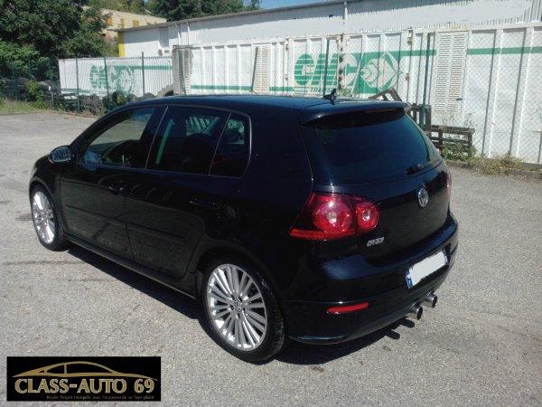 VW Golf V R32 3.2L V6 FSI 250 4motion DSG AN 01/2006 115500KMS CERTIFIES (VENDU LE 17/06/2014)
