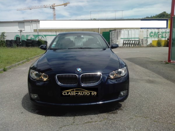 BMW 325CI E92 AN 01/2007 84500KMS 218CV PACK LUXE full options (VENDU LE 25/07/2014)