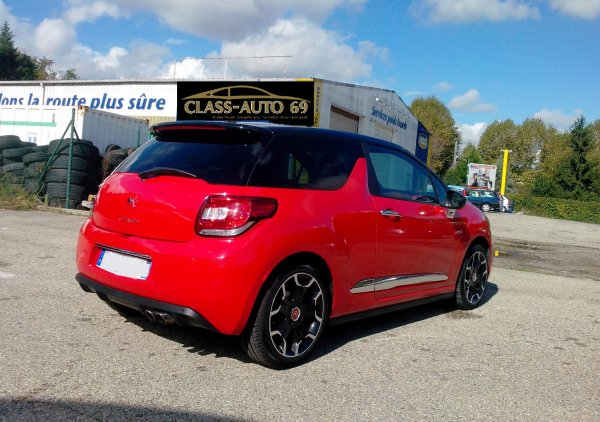 ds3 1 6l thp 155cv sport chic du 02 2011 42000kms garantie constructeur 02 2016 vendu le 30 10. Black Bedroom Furniture Sets. Home Design Ideas