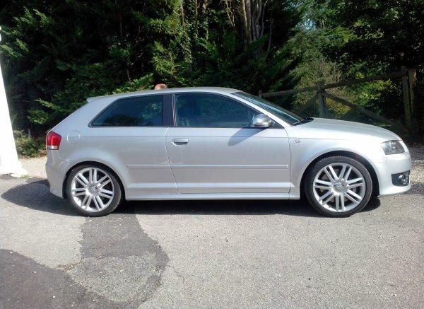 Audi S3 II 2l TFSI AN 04/2007 65000km D ORIGINE (VENDU LE 29/10/2014)