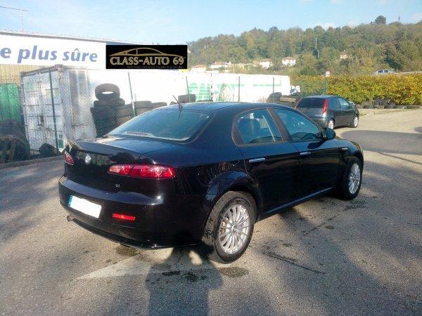 ALFA ROMEO 159 JTDM 150 SELECTIVE 125000KMS (VENDU LE 24/12/2014)