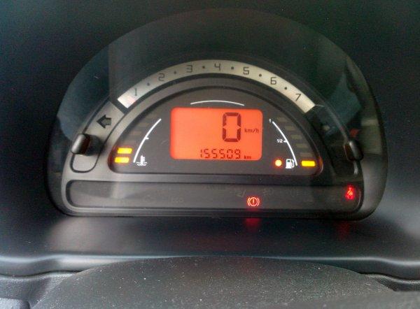 Citroen C3 exclusive 155000kms 1.4l hdi 92cv (VENDU LE 30/12/2014)