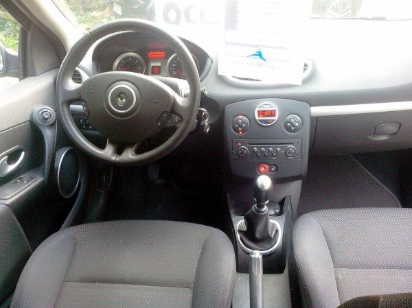 Clio III 1.5l dci 105 dynamique 78000kms (VENDU LE 10/12/2014)