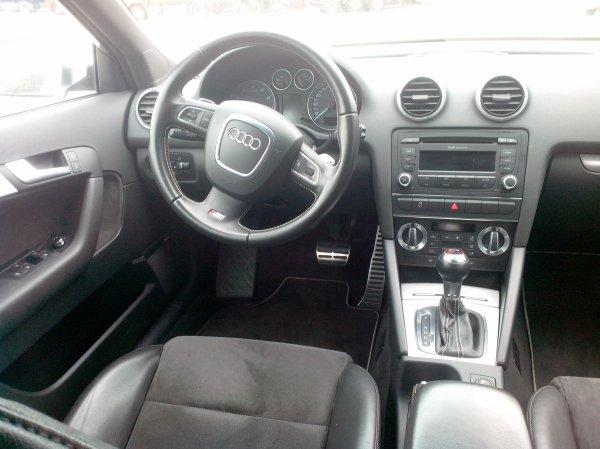 Audi S3 II SPORTBACK DSG6 2l TFSI AN 02/2011 65000KMS SUPERBE (VENDU LE 25/03/2015)