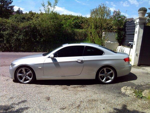 SUPERBE BMW 335 CD E92 AN 2007 BI-TURBO 286CV BA (vendu le 25/08/2015)