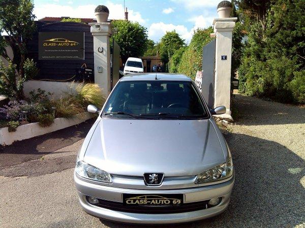 PEUGEOT 306 S16 PHASE 2 BV6 AN/1999 EXCELLENT ETAT (VENDU LE 30/06/2015)