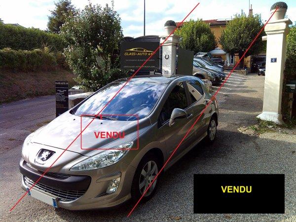 SUPERBE PEUGEOT 308 2L HDI 140CV AN 06/2010 100000KMS (VENDU LE 20/10/2015)