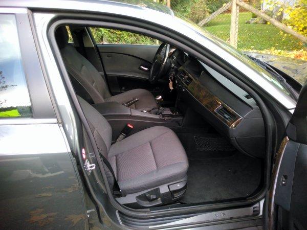BMW 525D E60 AN 09/2004 178000KMS 1° MAIN (VENDU LE 04/12/2015)