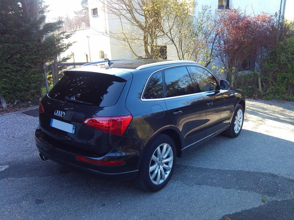 SUPERBE AUDI Q5 2L TDI 170CV AVUS QUATTRO FULL OPTIONS AN 10/2010 155000KMS (VENDU LE 03/03/2016)