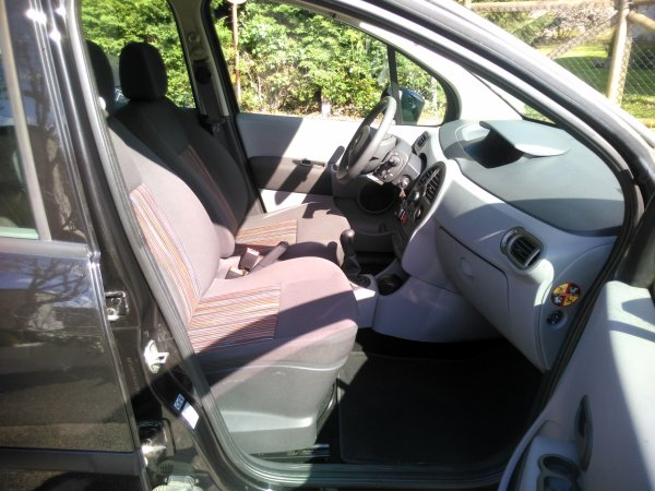 Renault modus 1.2l 75cv AN 07/2010 43000kms D ORIGINE (VENDU LE 07/05/2016)