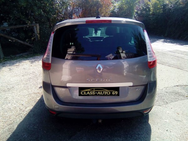 SUPERBE RENAULT SCENIC III 7 PLACES AN 01/2010 108500KMS FULL OPTIONS TOIT PANO GPS ETC... (VENDU LE 06/10/2016)