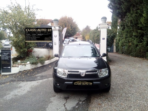 Dacia duster 4x2 1.6l 16v 110cv révisée et garantie (VENDU LE 18/01/2017)