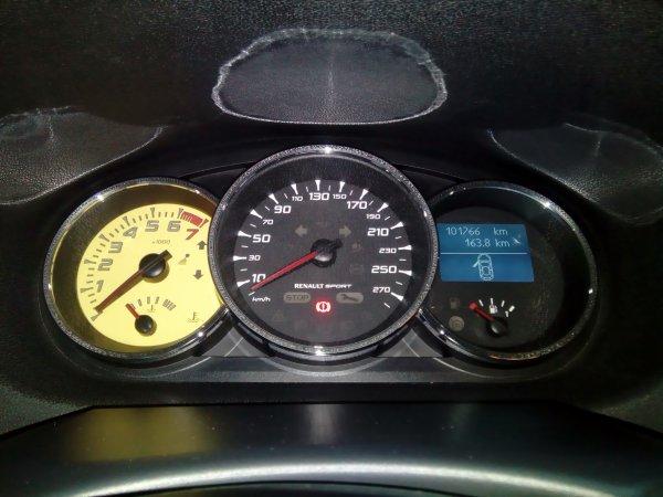 TRES BELLE MEGANE 3 RS LUXE AN 08/2010 AVEC 101500KMS (EN STOCK)
