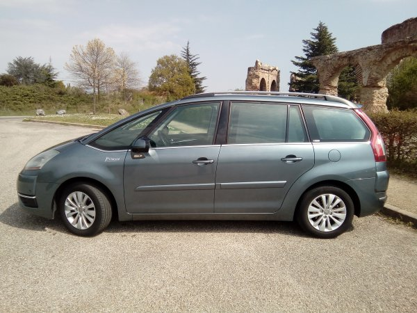 GRAND C4 PICASSO 7 PLACES 1.6L HDI 110CV AN 06/2008 141000KMS TOUT REVISEE (EN STOCK)