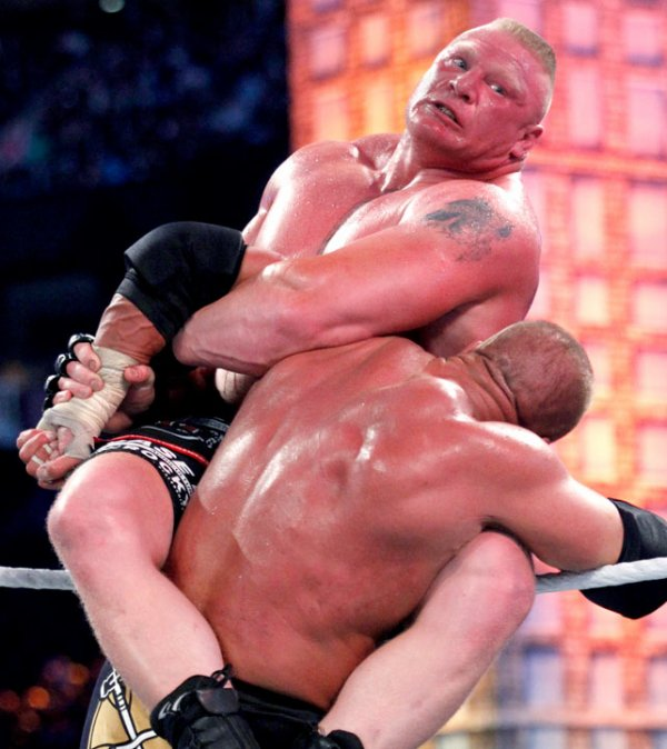 WrestleMania 29 : hhh  victorieux