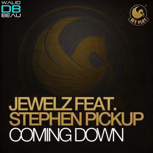 Jewelz feat. Stephen Pickup  / Coming Down (Brockman & Basti M Remix) (2011)