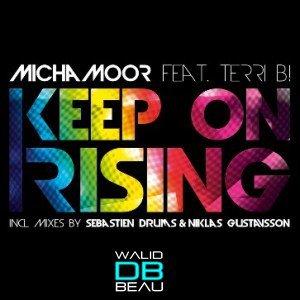 Micha Moor feat. Terri B!  / Keep On Rising (Original Mix)  (2011)