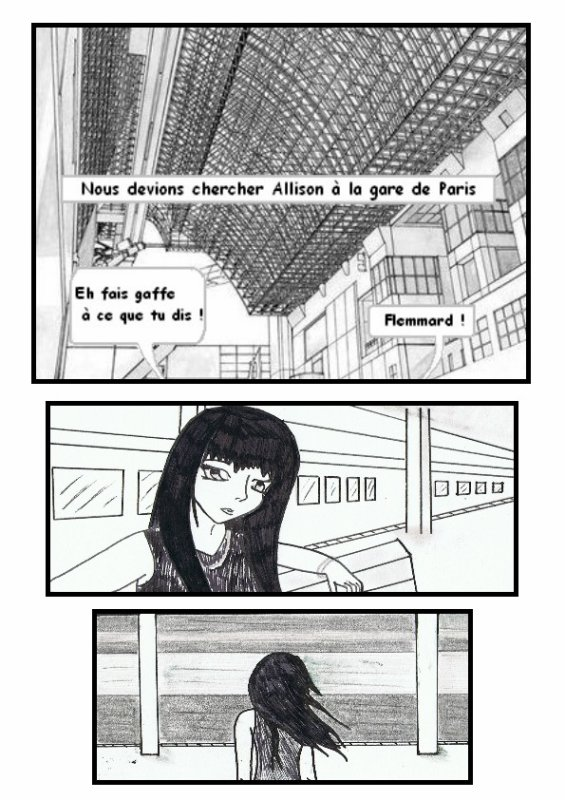 Concours de dessin n°2