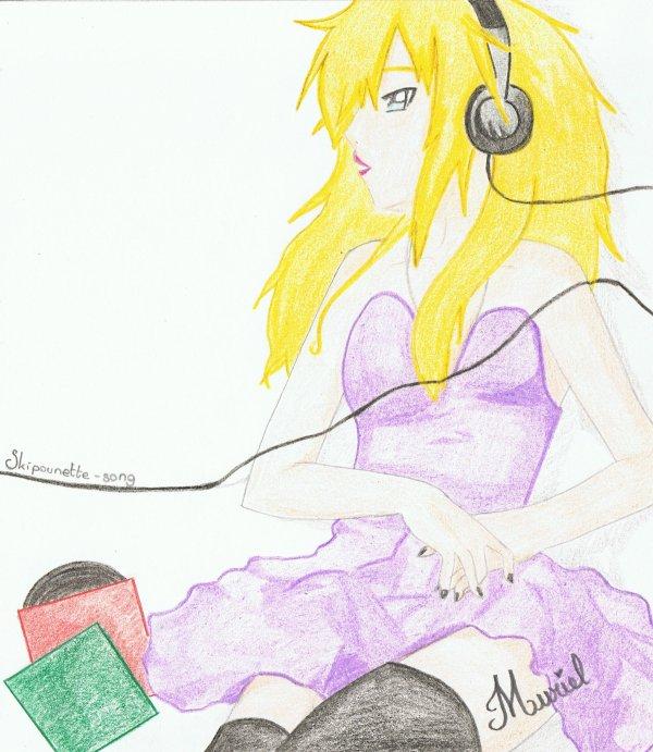 Mon Ange en musique !