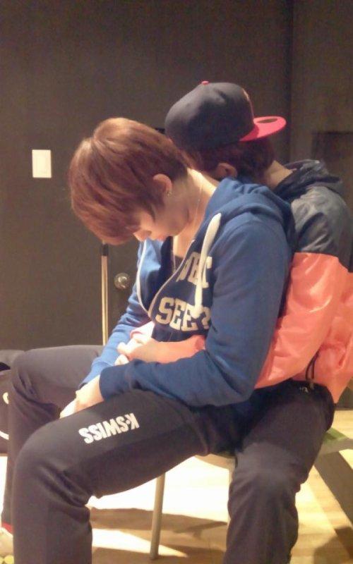 Hoon & Kiseop