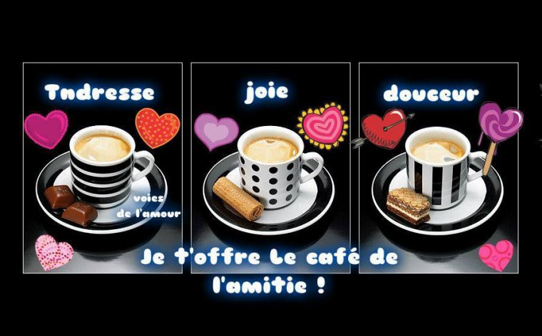 ♥ Bonjour ♥