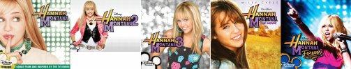 les Hannah Montana !