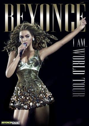 "DVD / CD ""I Am... World Tour"
