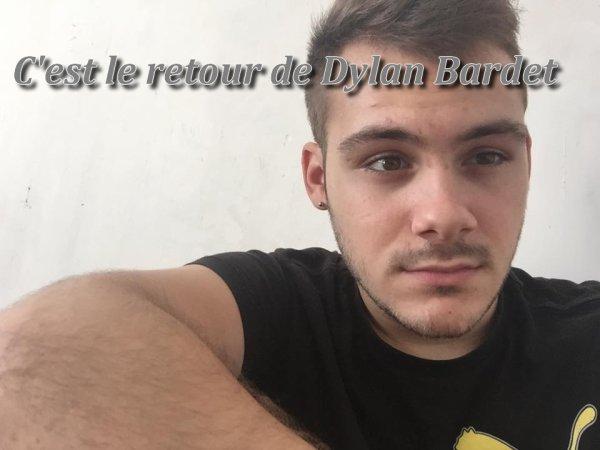 C'est le retour de Dylan Bardet