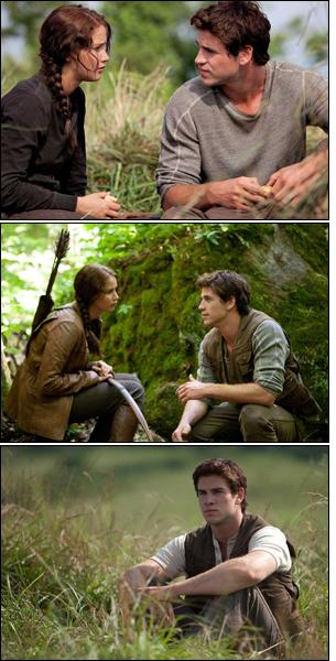 ᘛThe Hunger Game - Timeline (1)ᘚ Revivez le film en images, en citations et en VO !