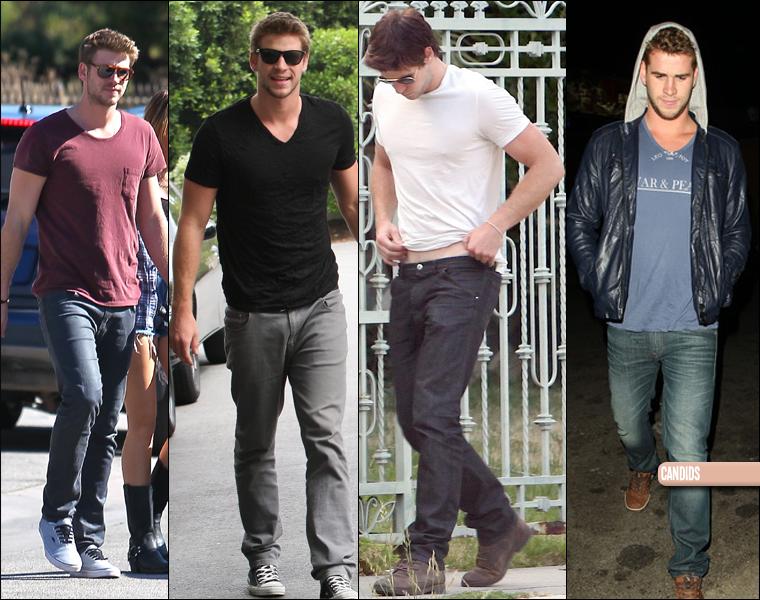 ᘛ Liam Hemsworth ᘚ