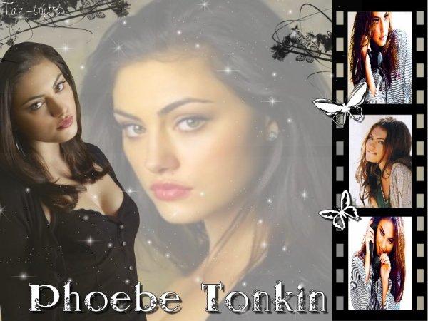 Montage Hayley (Phoebe Tonkin)