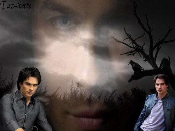 Monatge Damon (Ian somerhalder)