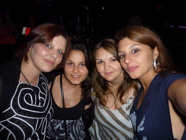 Moi et les filles au Caméo Miami