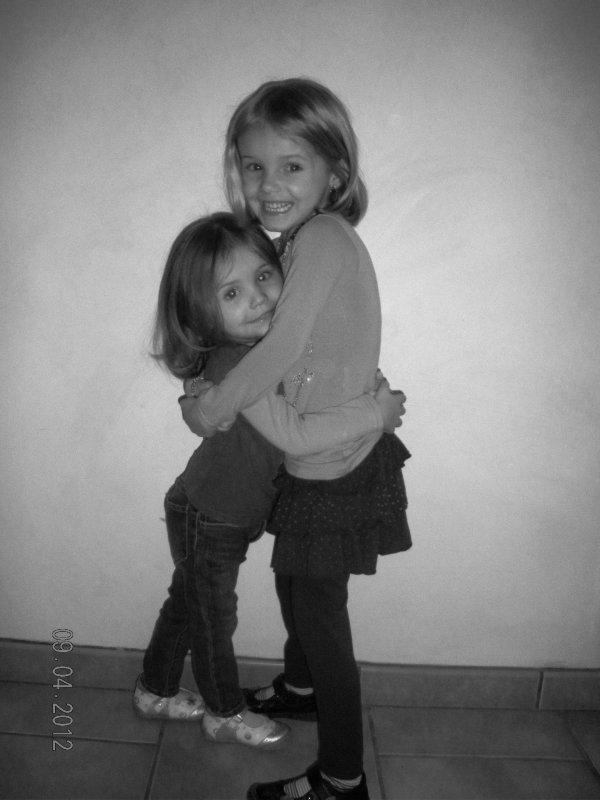 Les filles Avril 2012