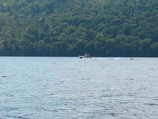 Petite fin de semaine au Lac missionnaire avec des amis :) !